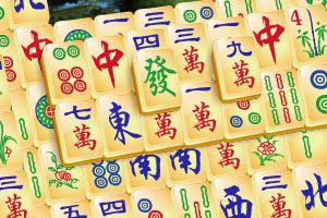 中国经典麻将连连看