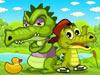 小鳄鱼猎鸭大冒险