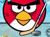 愤怒的小鸟冰球赛