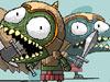 小怪兽防御大战