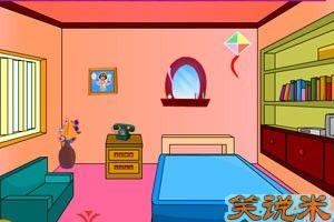 朵拉逃离卧室
