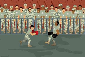 飞虎队搏击训练