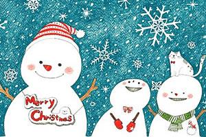 圣诞节彩色画板2