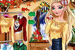 公主的圣诞岛之旅