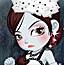 可爱的僵尸新娘