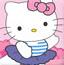 凯蒂猫的舞衣