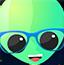 可爱外星人