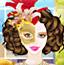 狂欢节化妆
