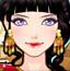 埃及女王化妆