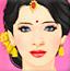 印度的美女