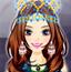 选美皇后的发型