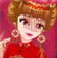 中国新娘化妆