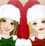 圣诞节的双胞胎