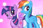 你是哪匹彩虹马