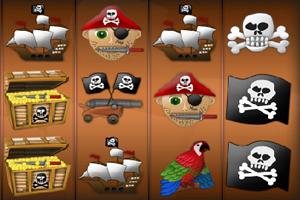 海盗宝藏老虎机