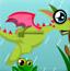 可爱小恐龙