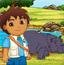 迭戈与河马的探险