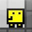 黄色方块人
