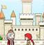 护送公主回城堡