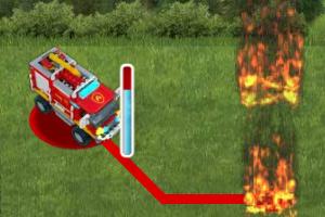 乐高森林救火队