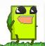 超级绿方块