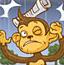 小猴子飞飞飞