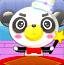 小熊猫变魔术