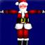 圣诞老人一飞冲天