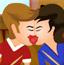台球厅接吻