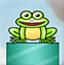 青蛙的恐慌