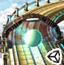 3D天空小球