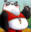 贪财的功夫熊猫