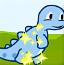 奔跑的小恐龙
