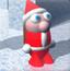 圣诞精灵吃小球