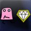 小怪物追钻石
