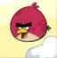 愤怒的小鸟跳云彩