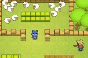 小狼农场抓羊