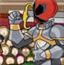 恐龙战队骑士