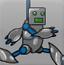 机器人短跑