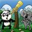 原生态熊猫
