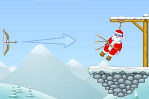弓箭手救小人圣诞无敌版
