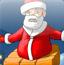 圣诞老人搭烟囱