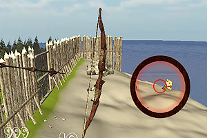3D孤城神箭