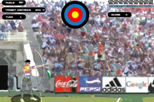 奥运会弓箭手