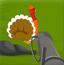 猎枪打火鸡