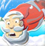 愤怒的圣诞老人