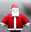 圣诞钻烟囱