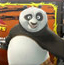 功夫熊猫玩飞镖