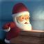 圣诞爷爷送礼物