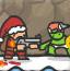 圣诞老人火枪手
